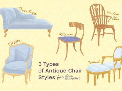 Different Types of Antique Chairs and How to Identify Them - Styles Of Antique Side Chairs