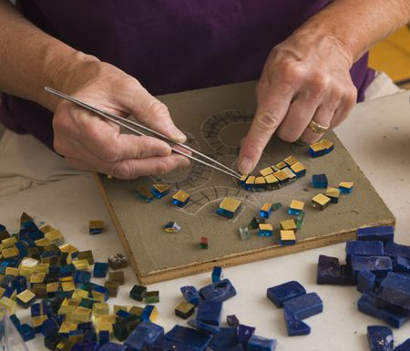How to Make a Mosaic: Supplies and Tools