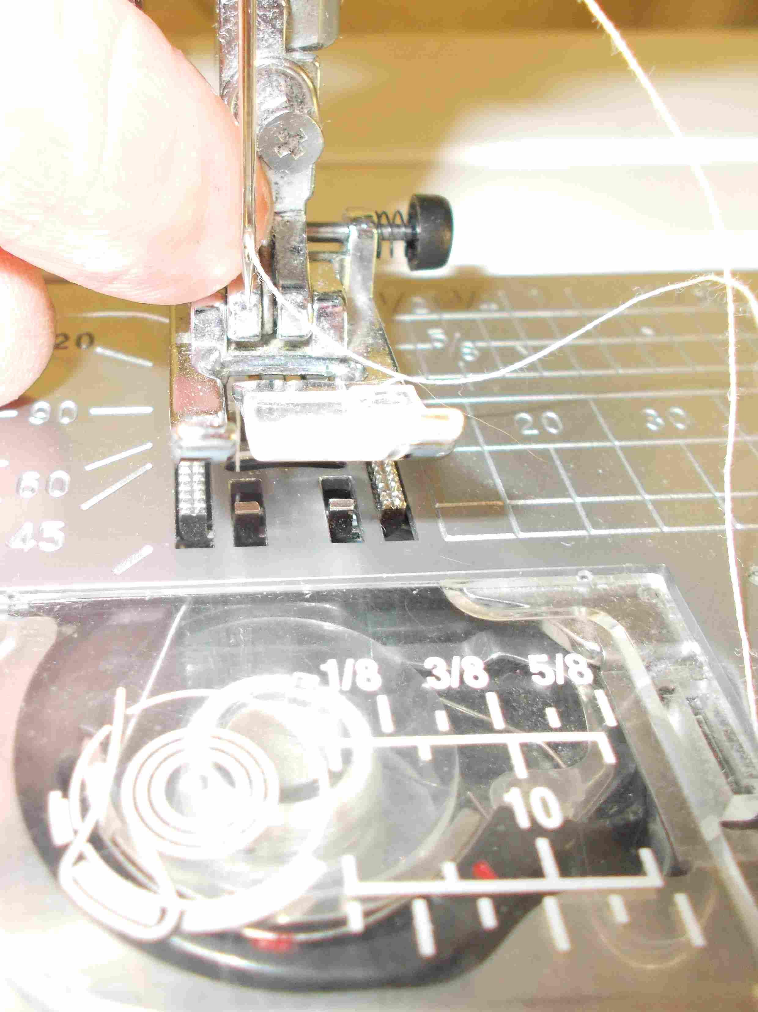 Needle Threading Tips and Tricks