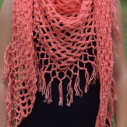 Crochet Fringe 10 Free Patterns With A Fabulous Edge