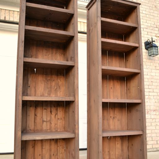 60 7 Foot Tall Bookshelves From Infarrantly Creative