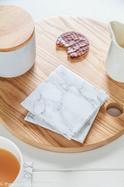 10 Contact Paper DIYs for Your Home