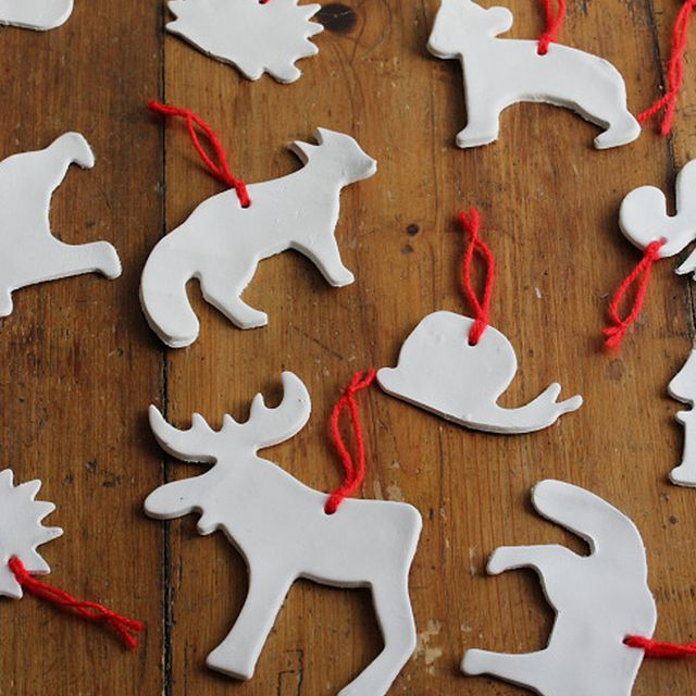 DIY Forest Animal Ornament
