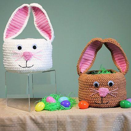 Ravelry: Little Easter Bunnies pattern by Joanne Jordan | 426x426