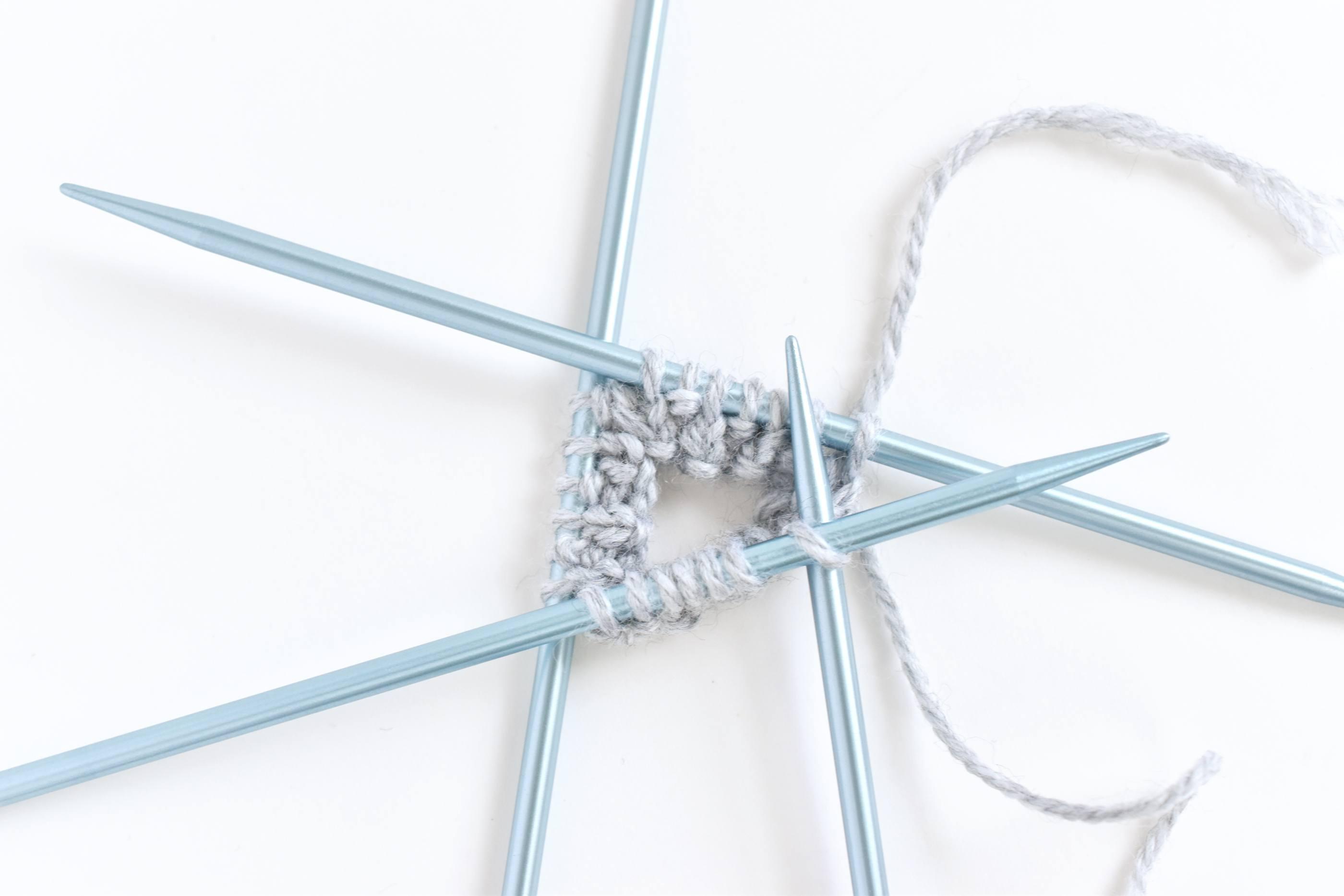 Knit the Sock Ribbing