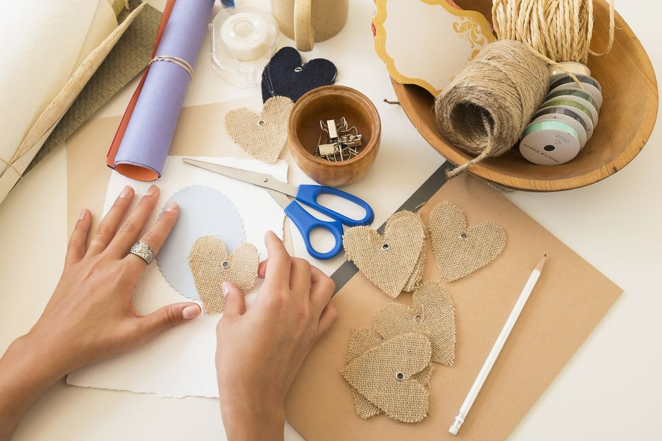 Valentine's box craft