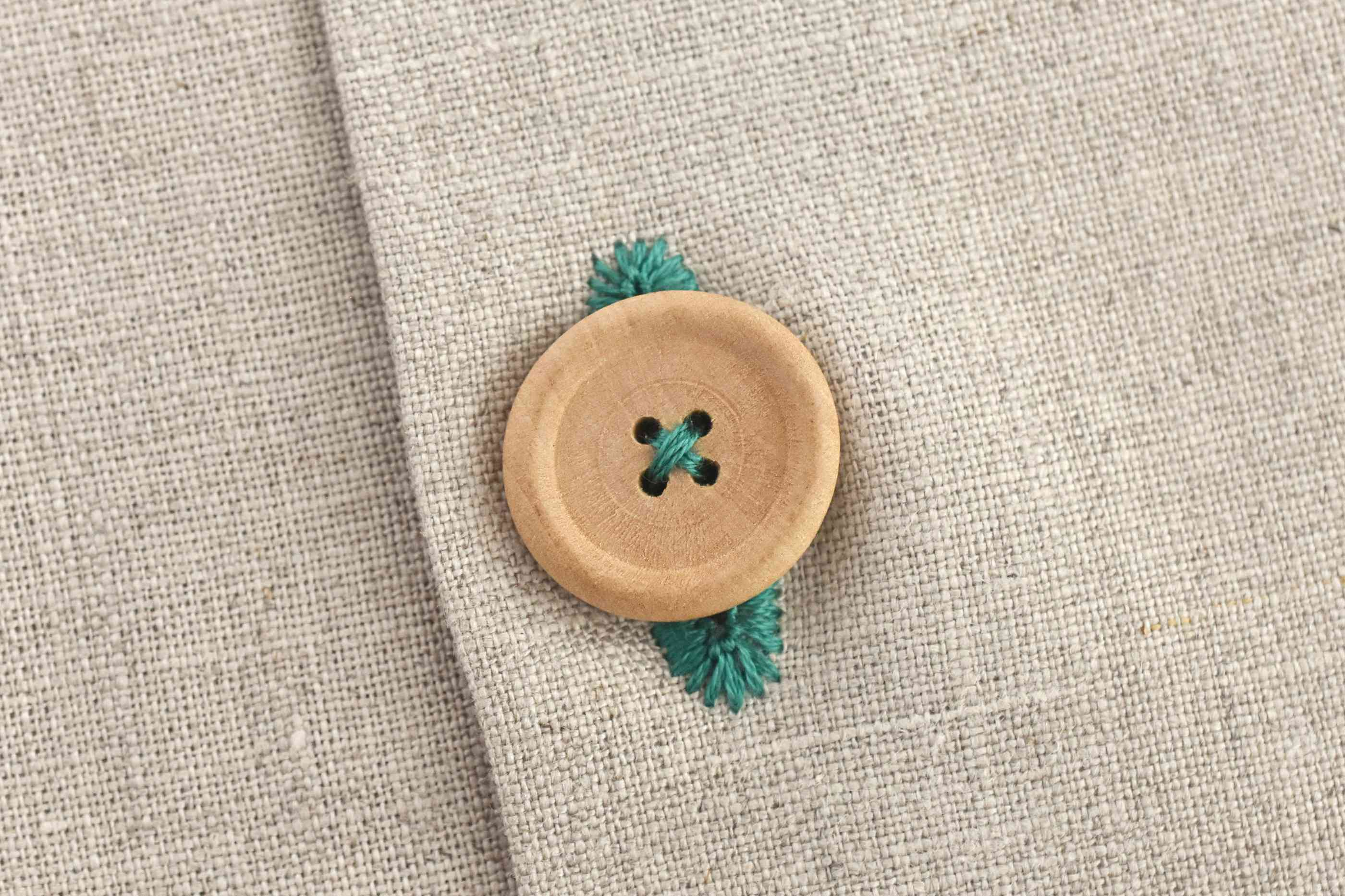 How to Do Buttonhole Stitch