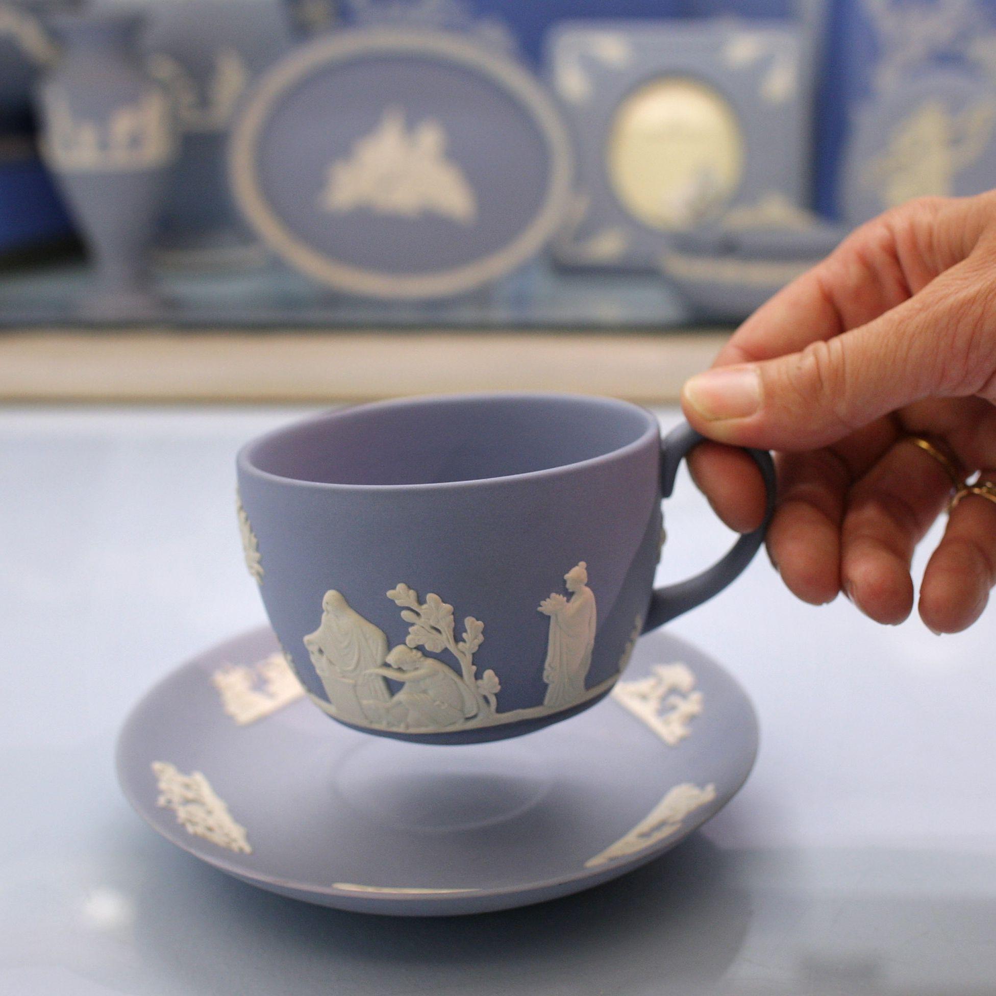 Introduction to Wedgwood Ceramics