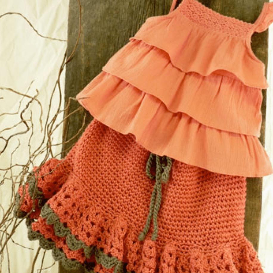 Crochet Skirt Pattern Custom Design Inspiration