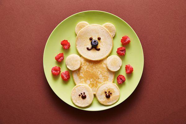 bear breakfast