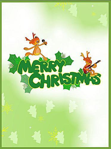 87 free printable christmas cards to send to everyone - Merry Christmas Cards Printable