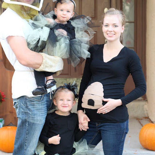 Family of Bees Costumes