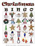 Christmas Printable Bingo Cards