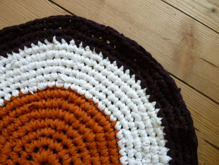 Crochet Rag Rug Bukkebruse Flickr Cc By 2 0