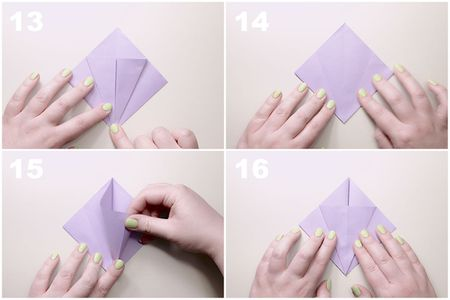 Traditional origami lily flower instructions traditional origami lily flower instructions step 4 origami lily instructions mightylinksfo