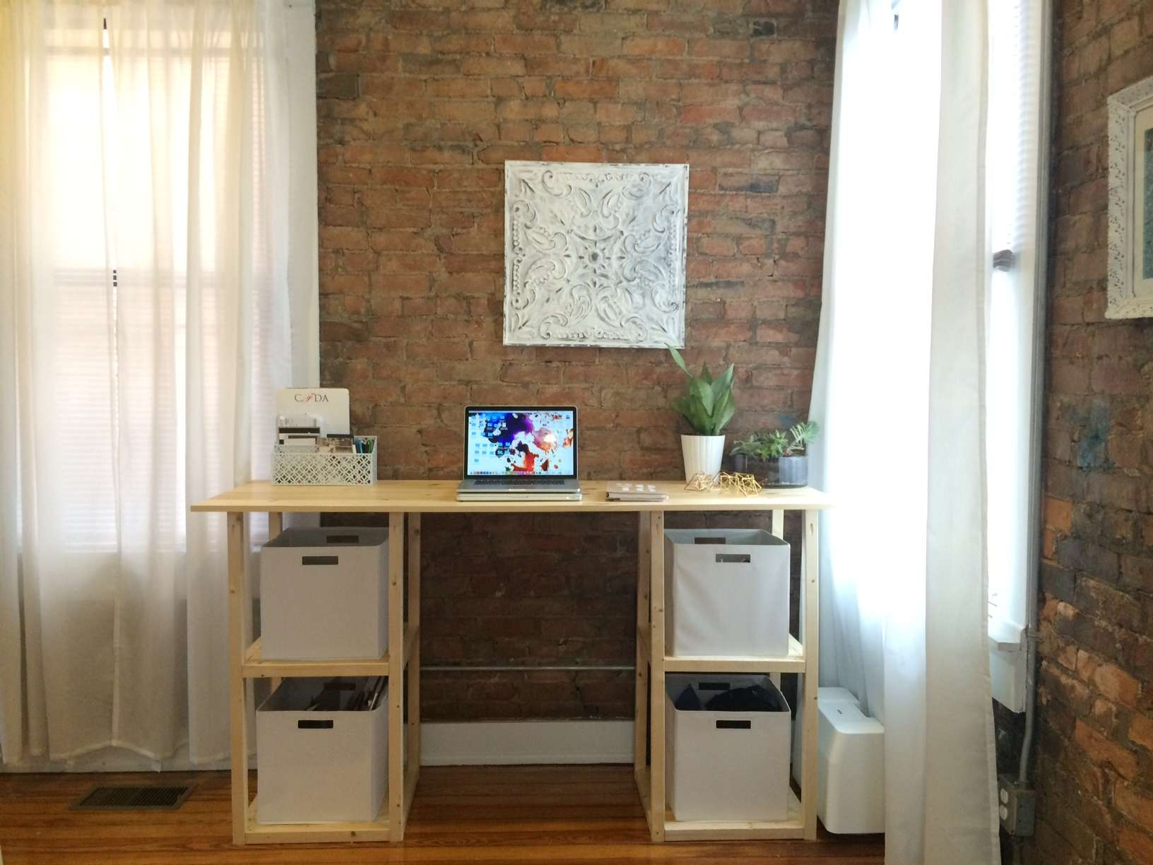 17 Free DIY Desk Plans You Can Build Today