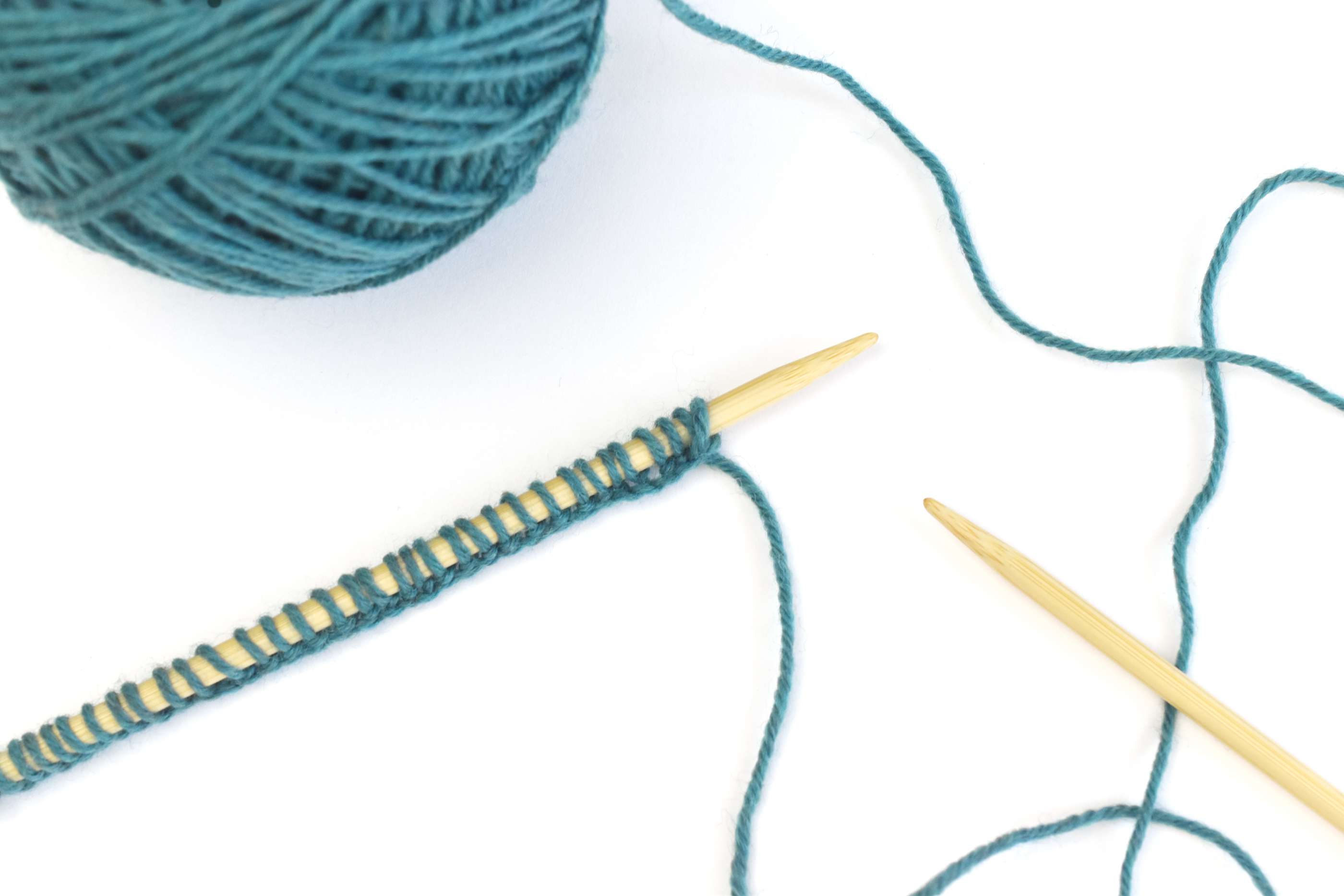 Continue Casting On Stitches