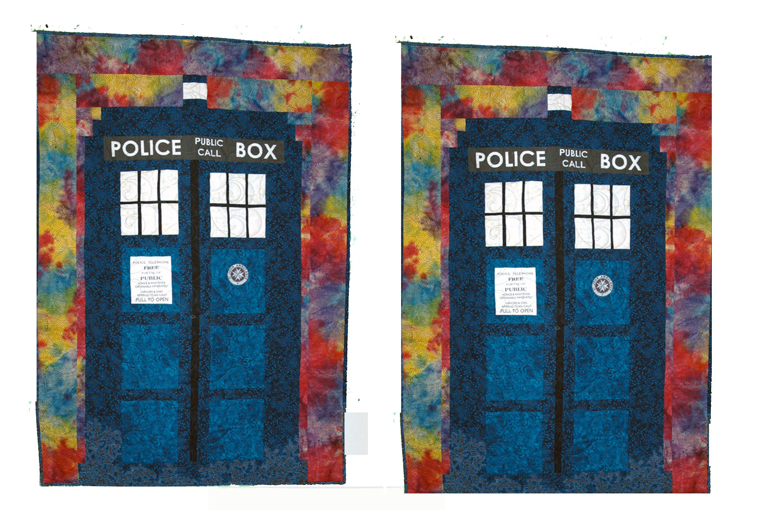 best of gallery crafts tardis quilt a tardis quilt pattern for your favorite doctor who fan 343