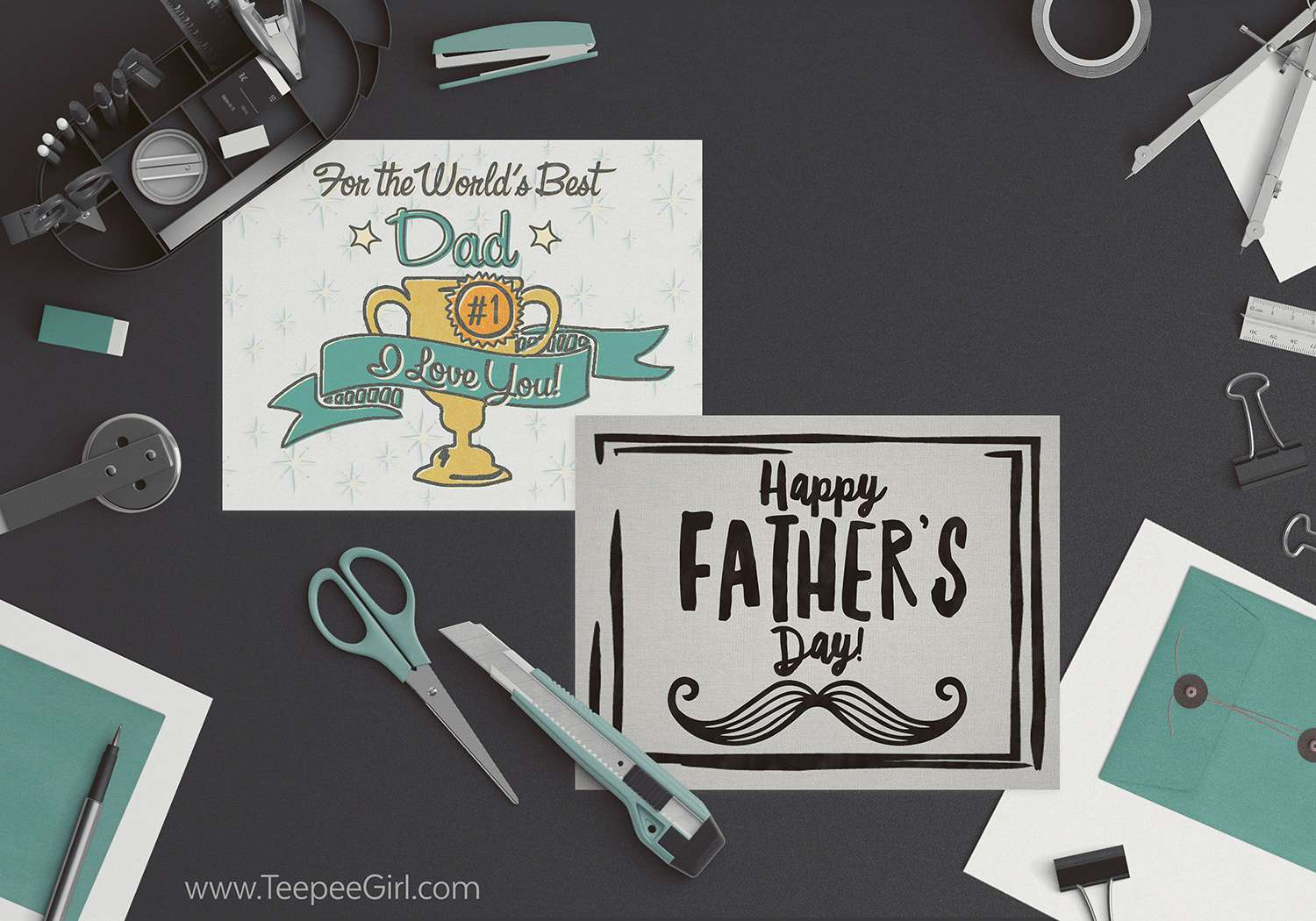 11 Free Printable Father S Day Cards