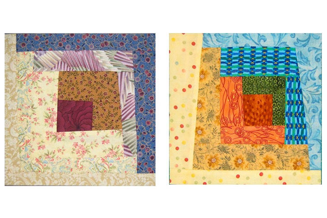 Log Cabin Quilt Patterns New Design Ideas