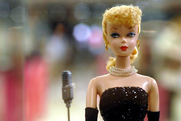 Designer Robert Best Celebrates Barbie's 50th Anniversary At Bloomingdales