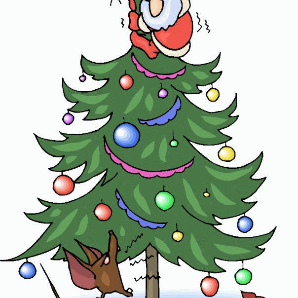 christmas tree clipart at webweavers free clipart