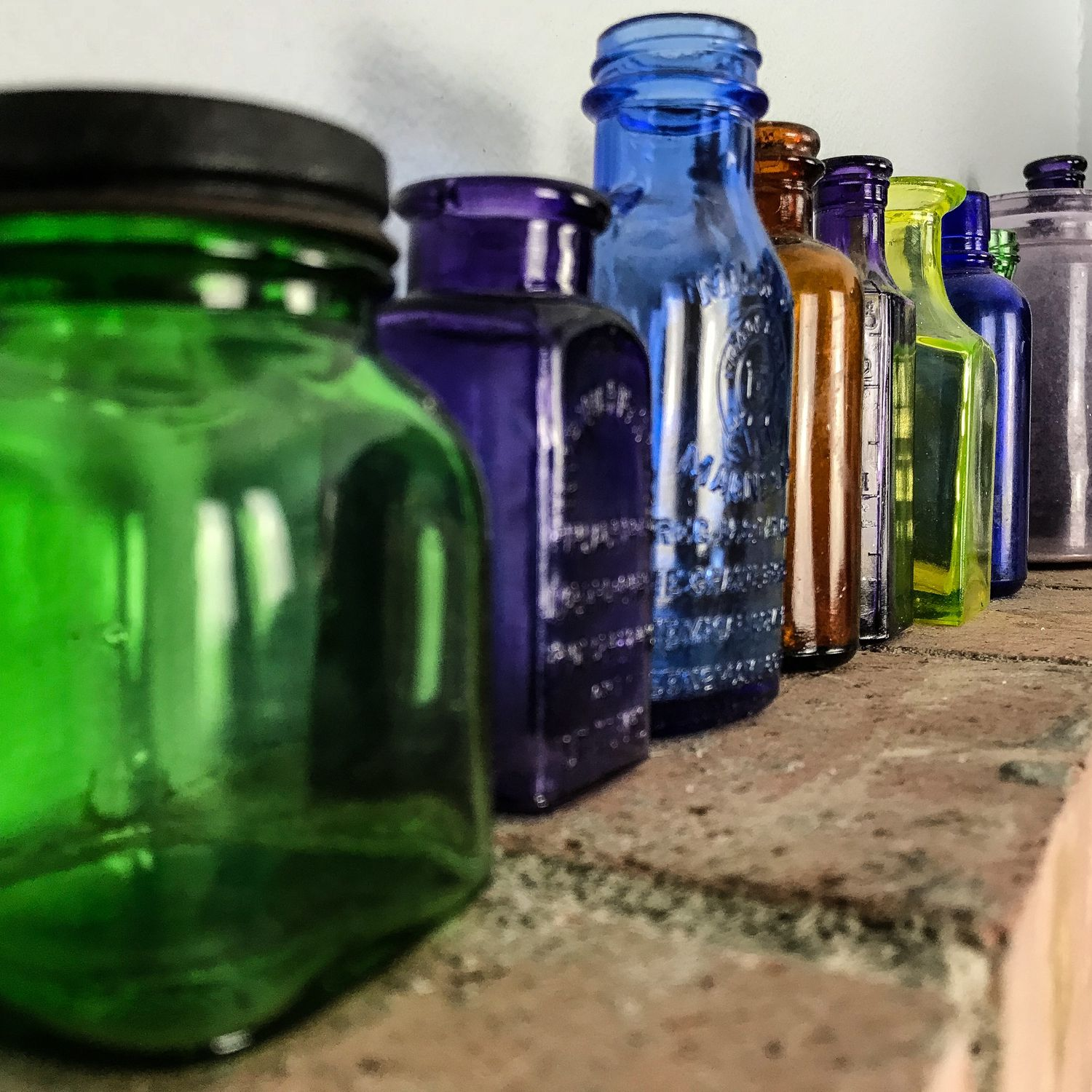 Identify old bottles how to How to
