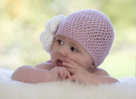 Beginner s Guide to an Easy Crochet Baby Hat 94d6bcefc