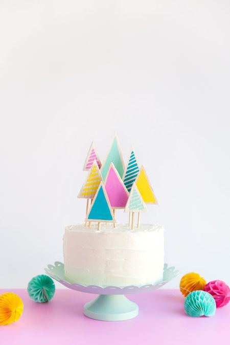 15 Incredible Diy Christmas Cake Toppers