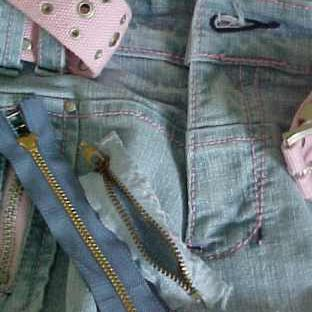 Replace a Broken Jeans Zipper