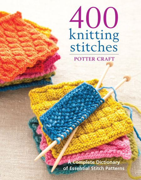 400 Knitting Stitches Book Review