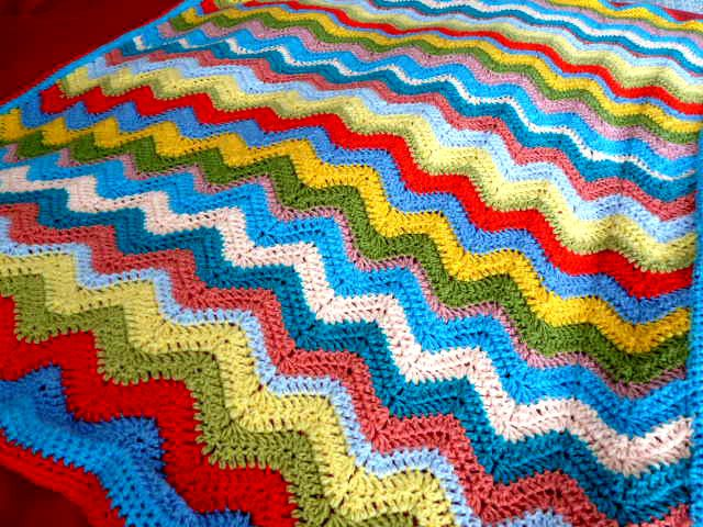 13 Free Crochet Afghan Patterns