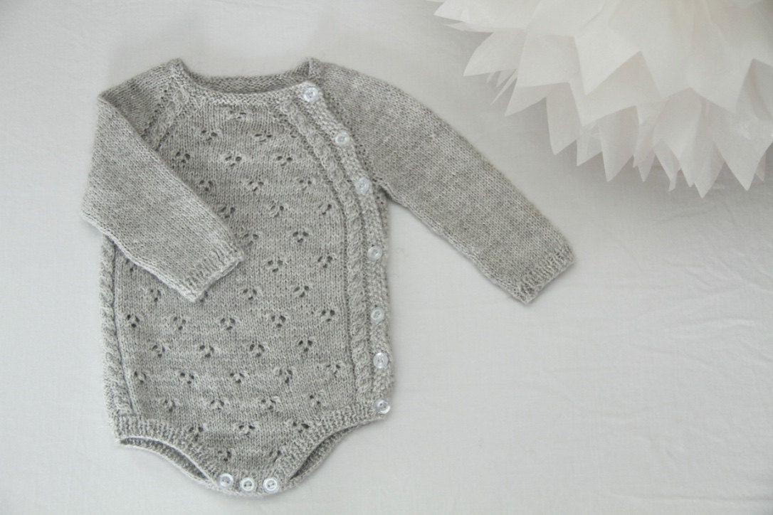 Tiriltunge Newborn Onesie Pattern