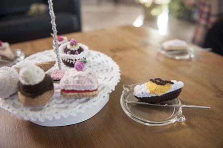 Crochet Food And Home Decor