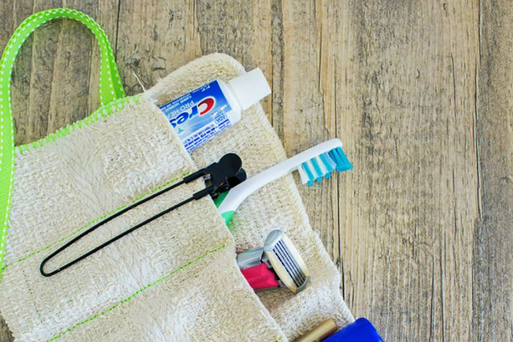 Compact Toiletry Kit