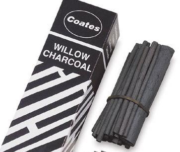 Coates Premium Artist Willow Charcoal