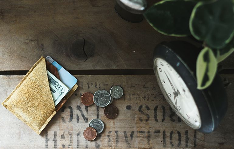 DIY Leather Wallet