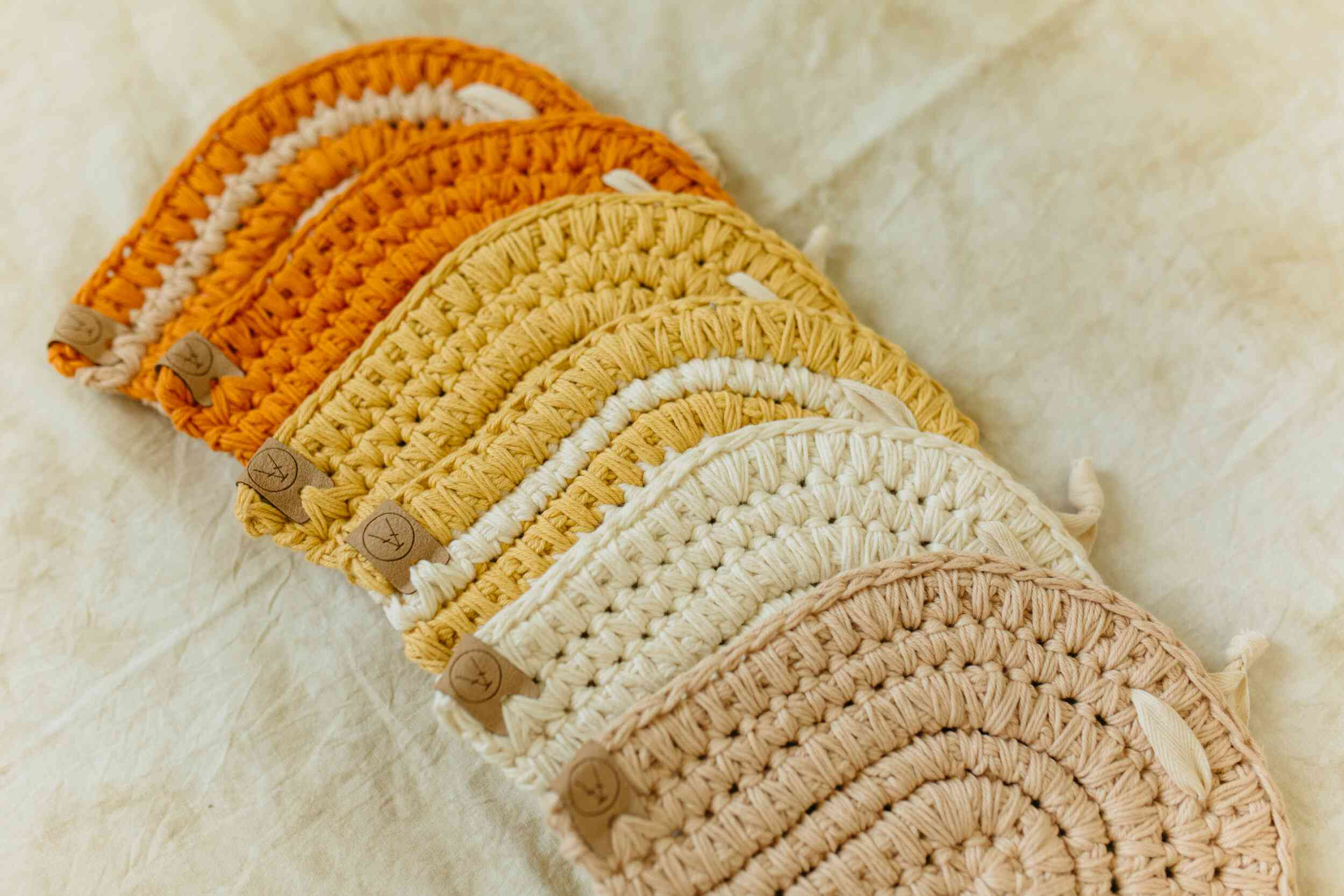 Archway Trivet Crochet Pattern