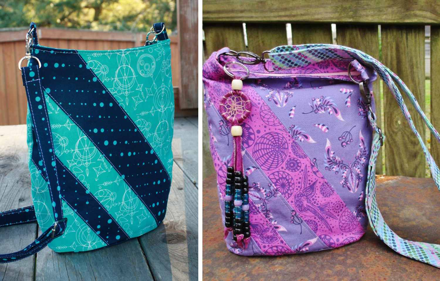 25 Free Purse And Bag Patterns To Sew