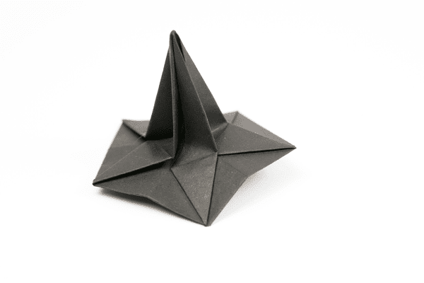 Origami Witches Hat