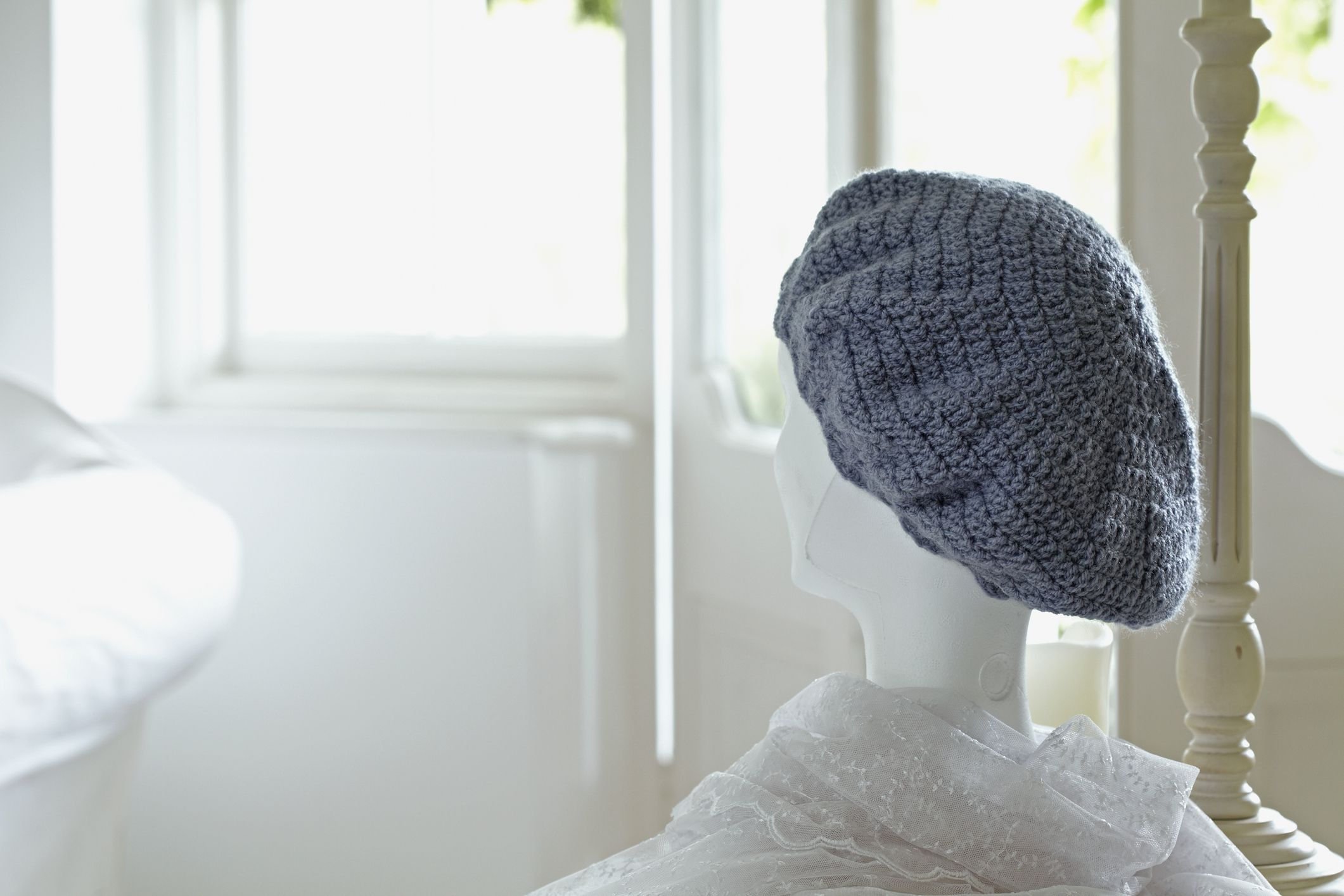 What Is A Crochet Chemo Cap For Cancer