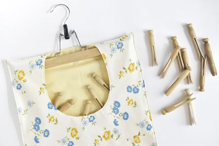 How To Make Your Own Clothespin Bag Impressive Clothespin Bag Pattern