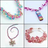 Crochet Jewelry Patterns