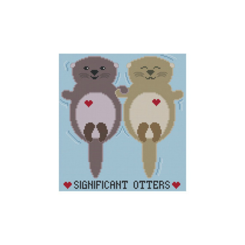 10 Animal Cross Stitch Patterns