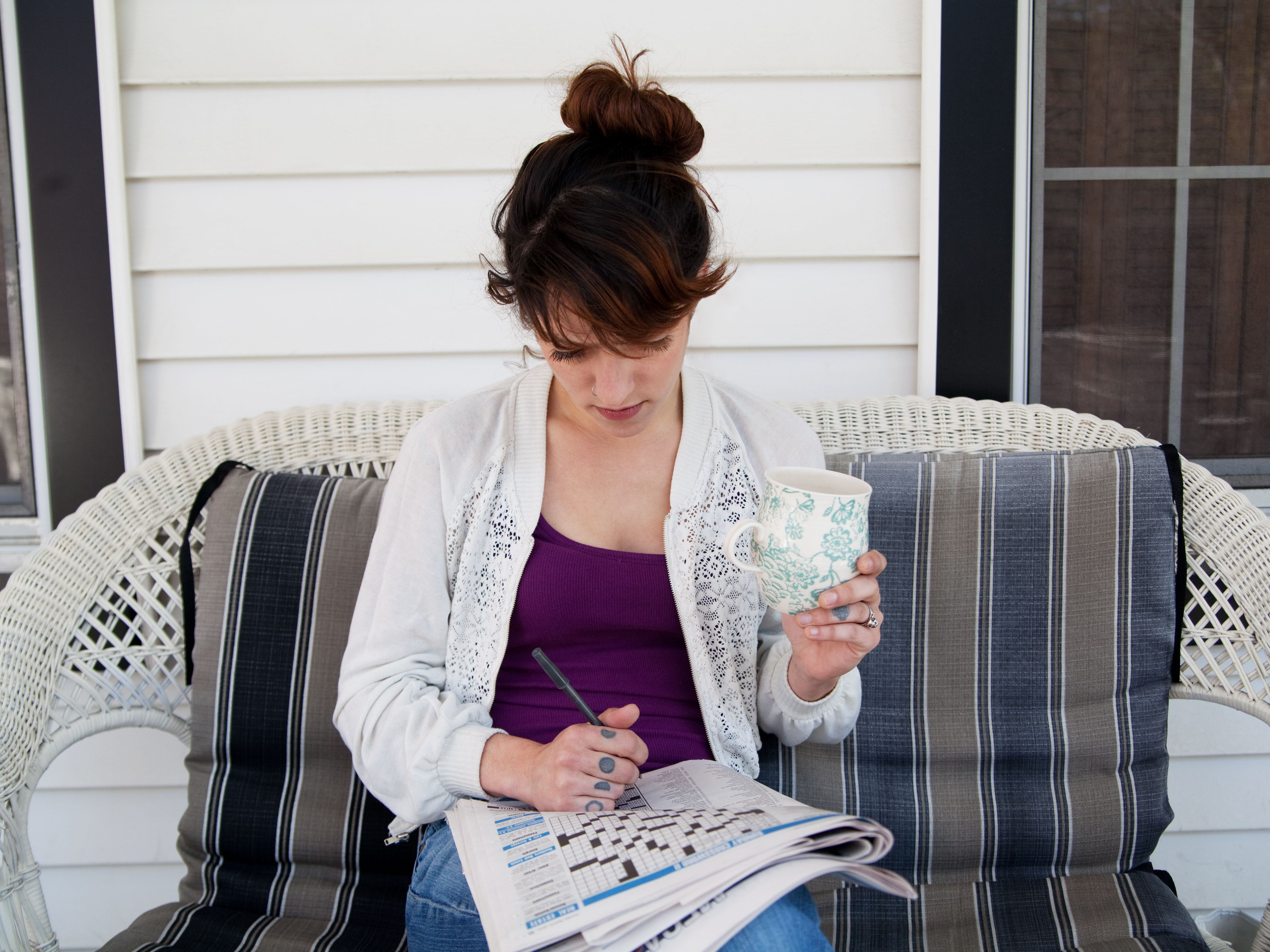 Free Easy And Printable Crossword Puzzles