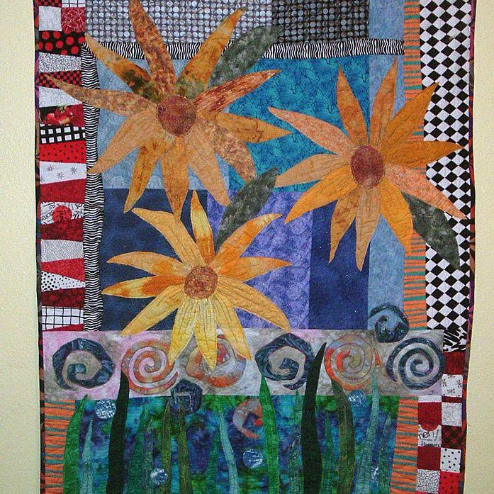 Sunflower II Quilt