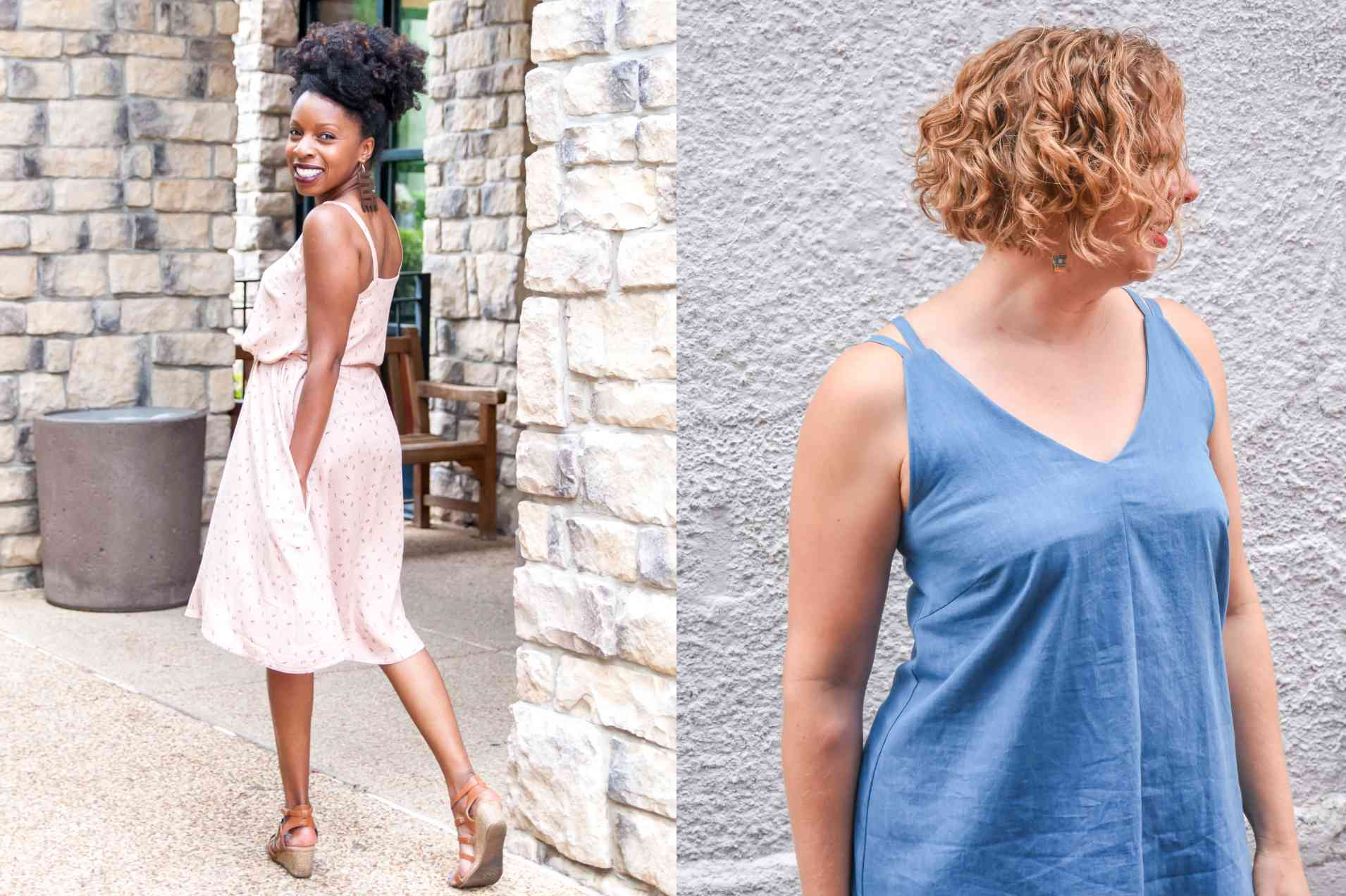 Misty Top and Dress Pattern