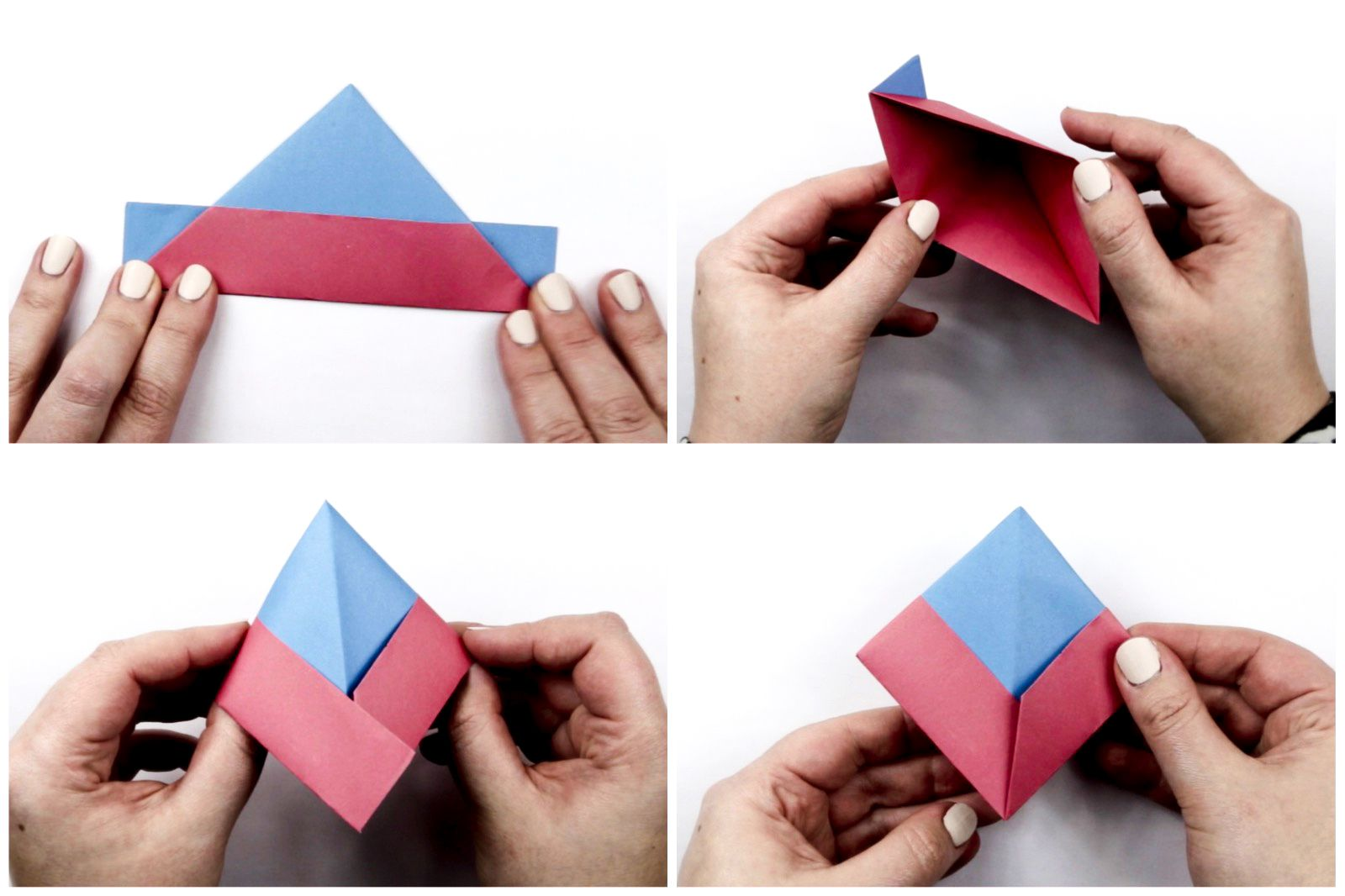 How to Make a Paper Boat - Origami for Kids - Easy Peasy and Fun | 1066x1600