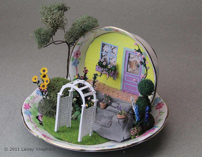 Miniature Garden Plants Landscapes