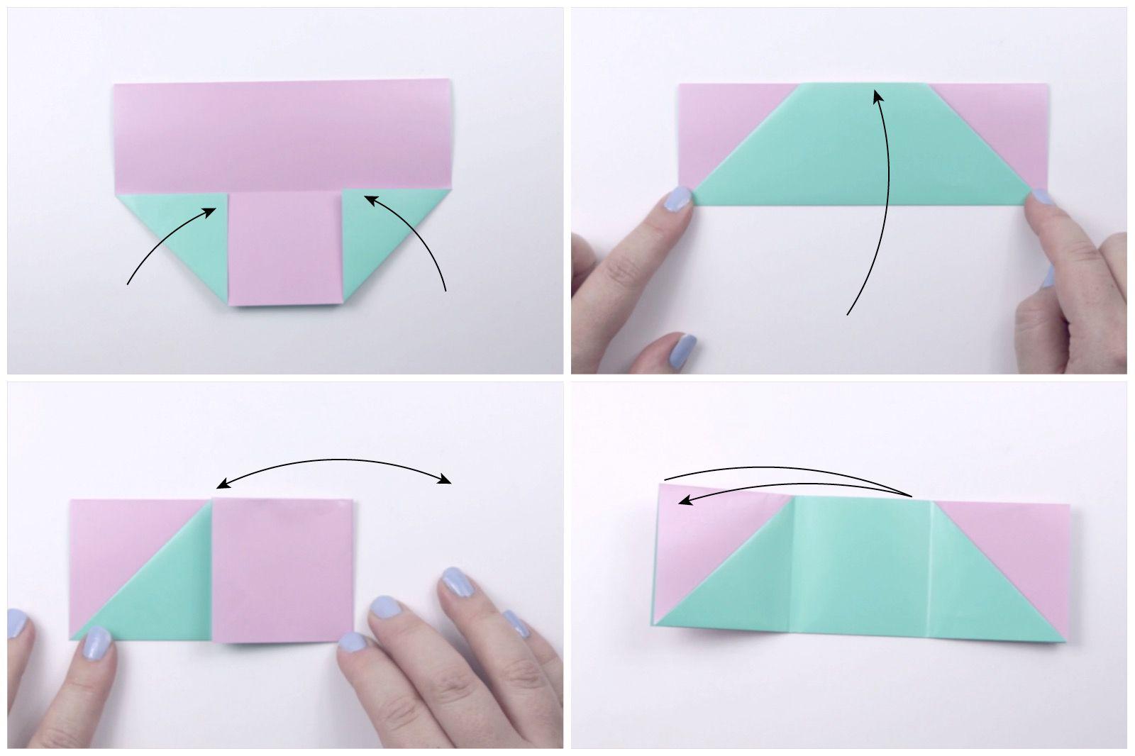japanese origami doll tutorial 03